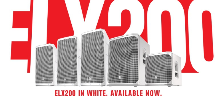 ELX 200 White