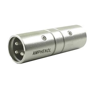 3 Pin Male - 3 Pin Male XLR Adapter