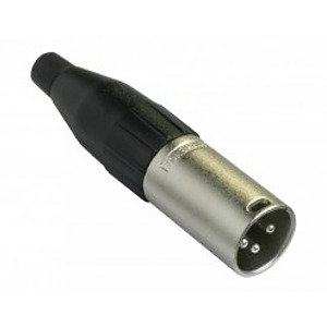 3 Pin Male XLR Cable Connector