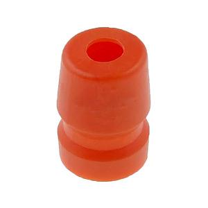 Grommet to suit AC Connectors - Orange