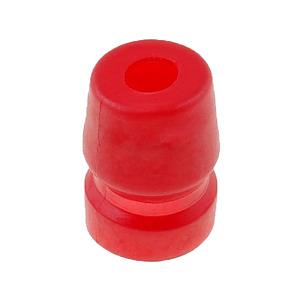 Grommet to suit AC Connectors - Red