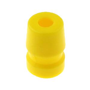 Grommet to suit AC Connectors - Yellow