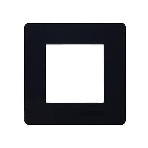 Single Flushmount Cover for Controller - Black