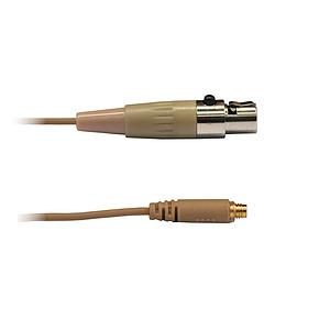 Replacement Microphone Connection Cable for CMX Series Head Worn Mic