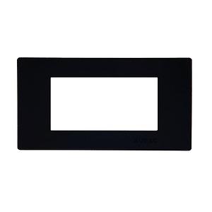 Dual Flushmount Cover for Controller - Black