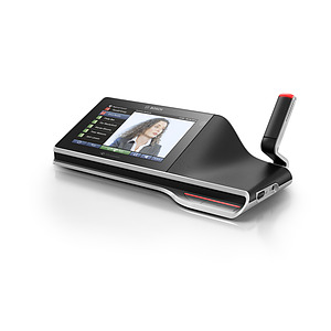 Dicentis Multimedia Device with Touchscreen
