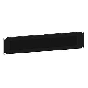 Rack Panel - 2U Brush Panel