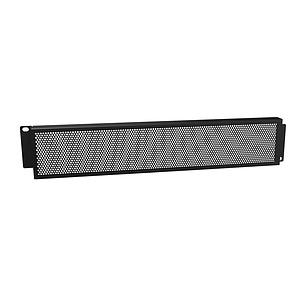 Security Panel - 2U Perforated Steel