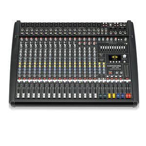 16 Channel Mixer with DSP
