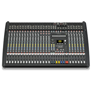 22 Channel Mixer with DSP