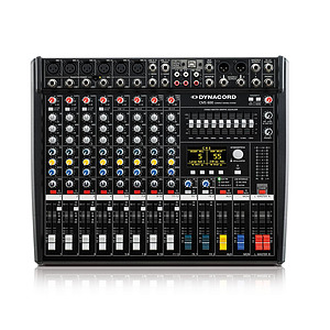 8 Channel Mixer with DSP