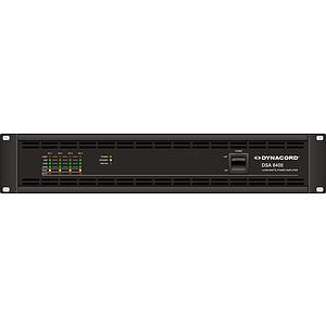 Power Amplifier 500 watt x 4