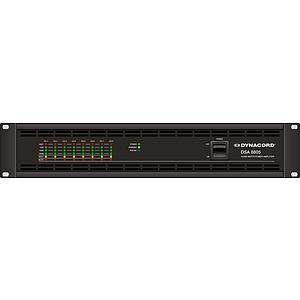 Power Amplifier 500 watt x 8