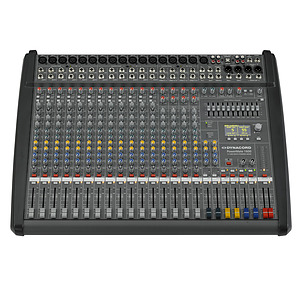 16 Channel Powered Mixer