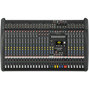 22 Channel Powered Mixer
