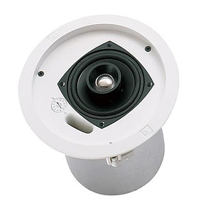 """4"""" Two Way Coaxial Ceiling Speaker (Pair)"""