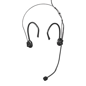 Omni-Directional Headworn Microphone
