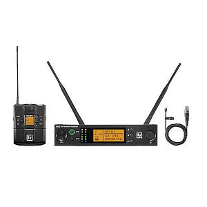 Lapel Wireless System with Omni Microphone