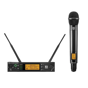 Handheld Wireless System with ND76