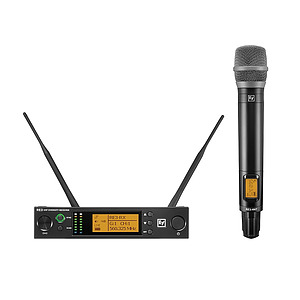 Handheld Wireless System with RE520