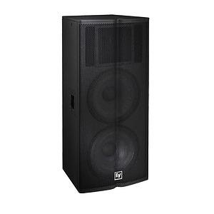 "Dual 15"" Two Way Full Range Loudspeaker"