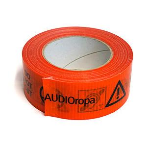 Adhesive Warning Tape - 50metre