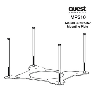 Mounting Plate for MXS10